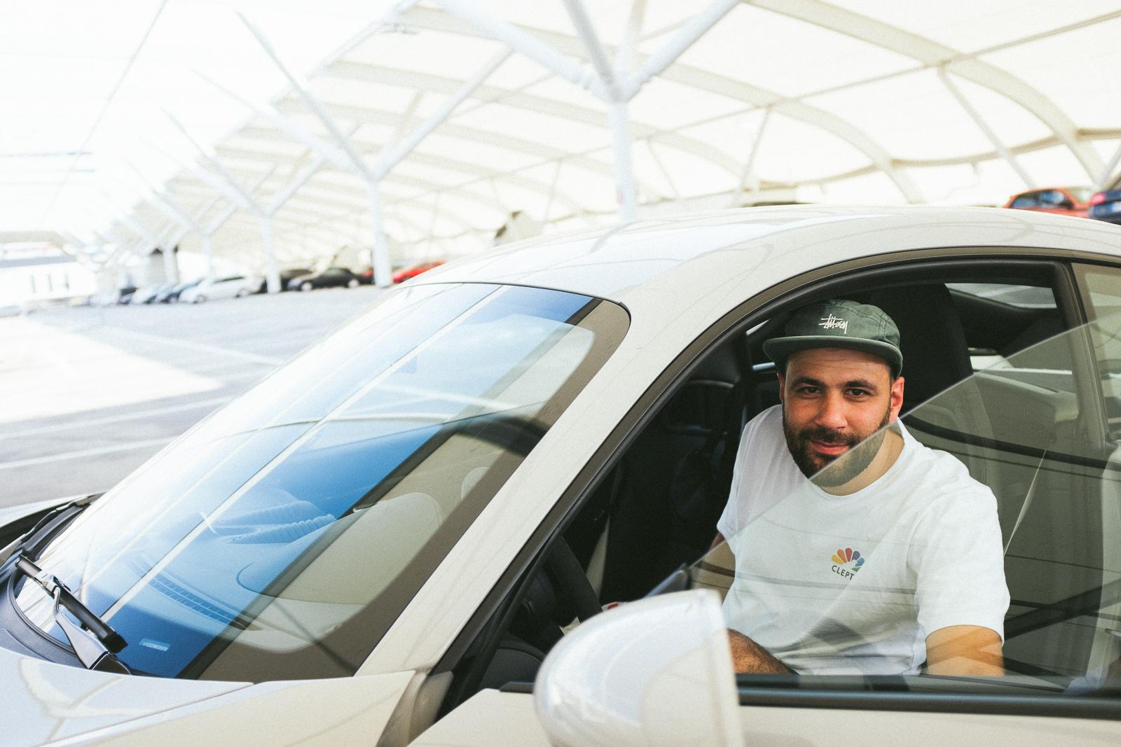 1 Woche Porsche Cayman S