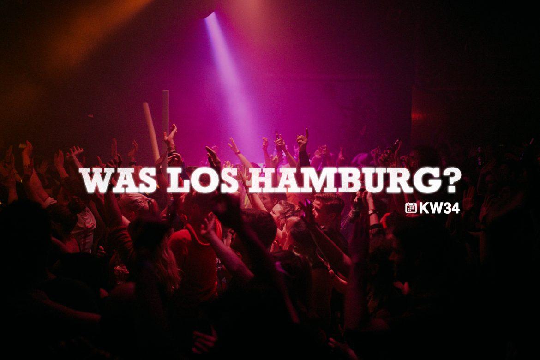 Was Los Hamburg KW 34