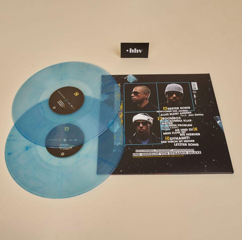 dynamite deluxe vinyl reissue