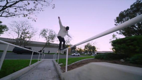 Nyjah Huston – Til Death