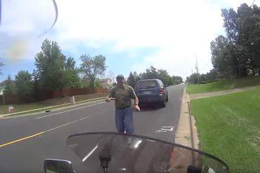 Road Rage mal anders