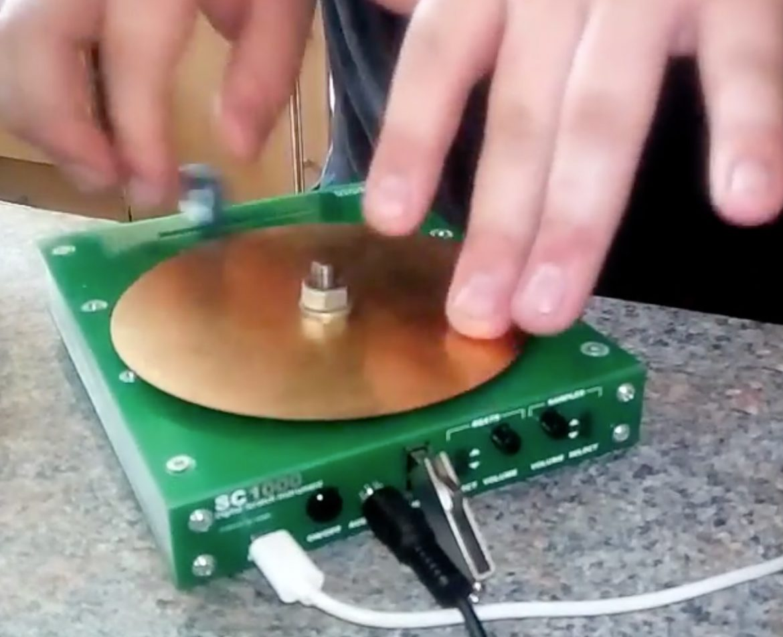 sc1000 portable scratch device