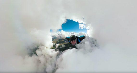 GoPro Fusion Wingsuit