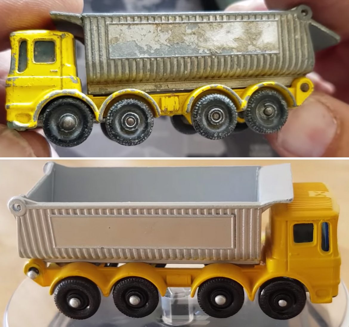 Matchbox Restauration