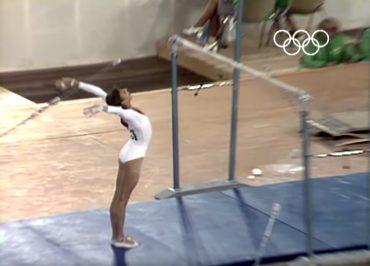 Olga Korbut 1972