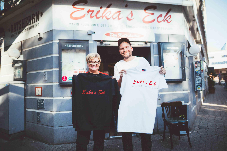 Mojo x Erikas Eck