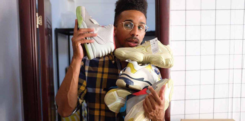 fake sneaker market putian