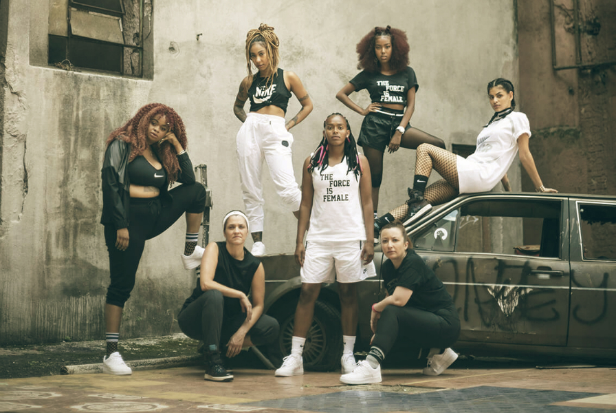 Nike The Force is Female