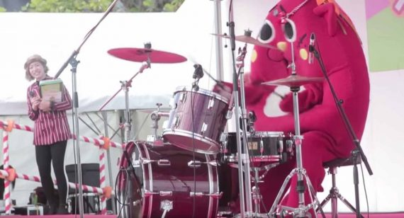 Nyango Starr Drummer