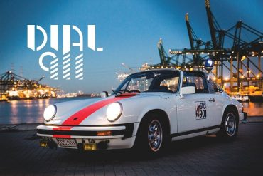 1976 Polizei Porsche 911 Targa