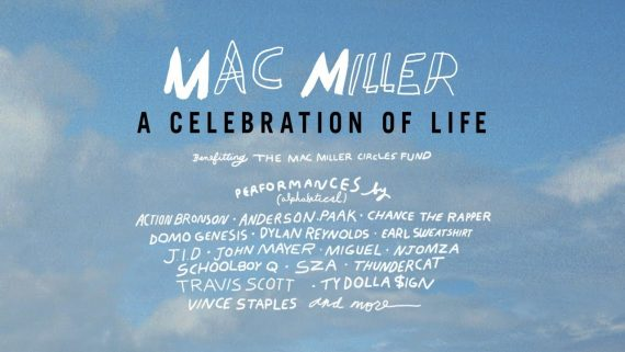 Celebration of Life Livestream Mac Miller
