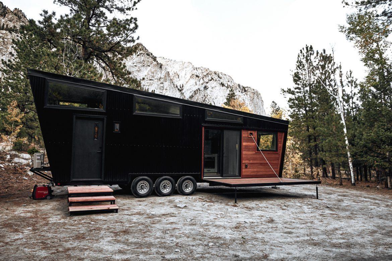Land Ark Luxus Wohnwagen