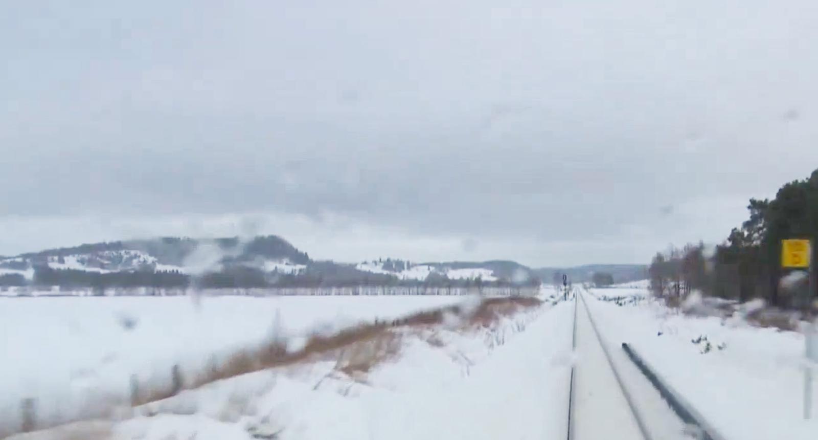 Nordlandsbanen Livestream