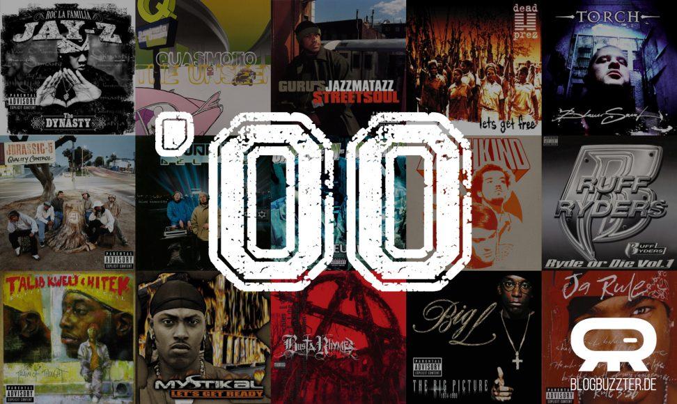 Best Of HipHop Alben 2000