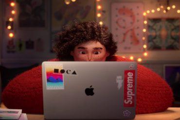 Weihnachtsfilm von Apple