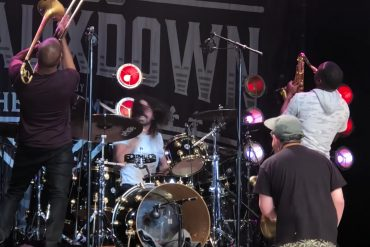trombone shorty dave grohl