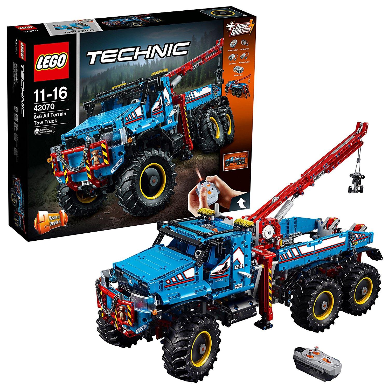 Allrad Abschleppwagen LEGO Technic