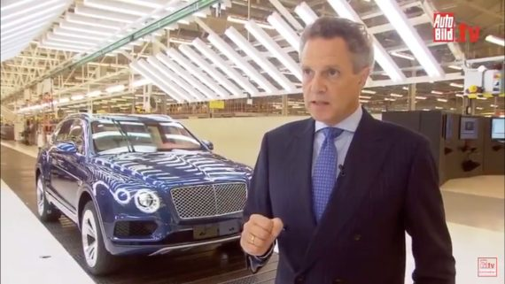 Bentley Bentayga Problem gelöst