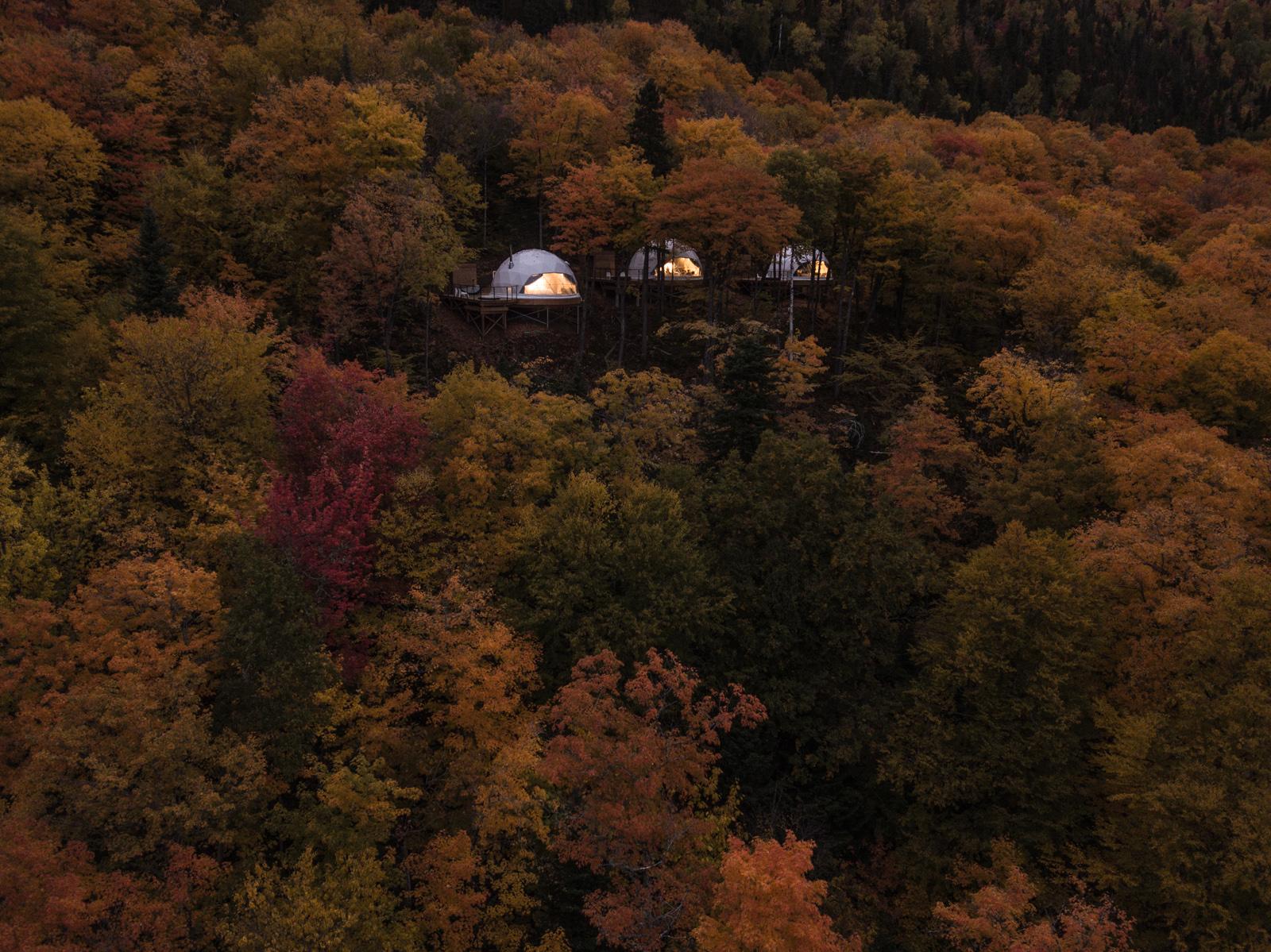 Domes Charlevoix