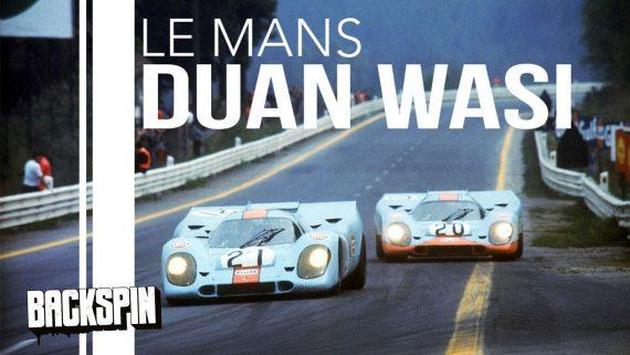 Le Mans Duan Wasi