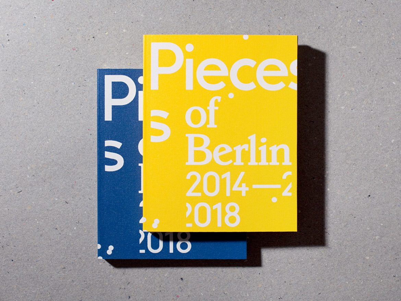 Pieces of Berlin 2014 - 2018