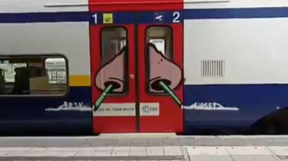 S-Bahn zieht Linie