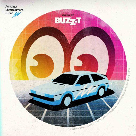 Achtziger Vol-3 Buzz-T