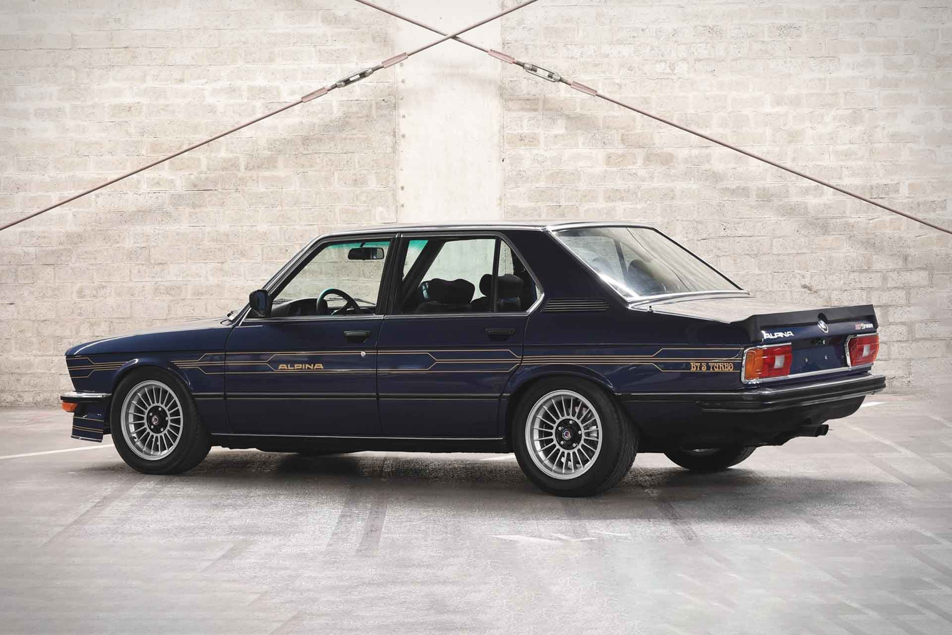 1982 BMW Alpina B7 S Turbo
