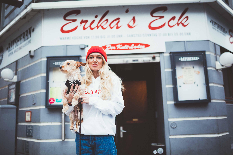 Erikas Eck Mojo Hoodie Release