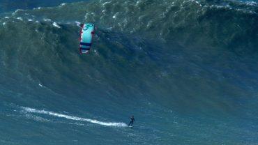 Nuno Figueiredo Kitesurf Weltrekord