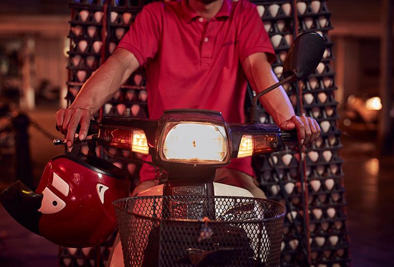 Jon Enoch Hanoi Bikes