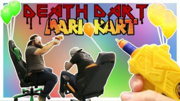 Real Life Mario Kart Nerf Gun