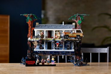 Stranger Things LEGO Die andere Seite