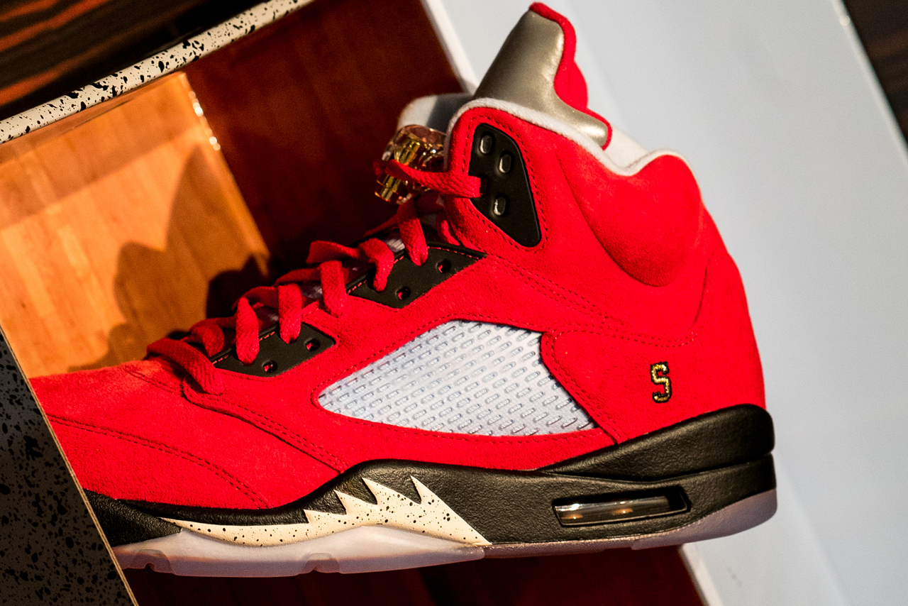 trophy room air jordan 5