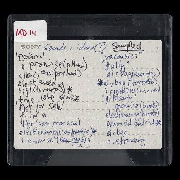 Radiohead OK Computer Studio Sessions Leak