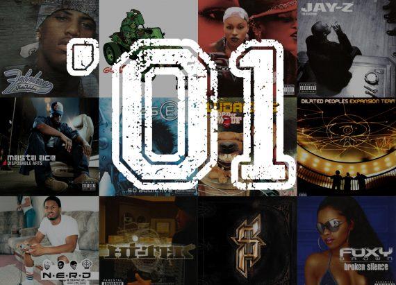 Top Rap Alben 2001