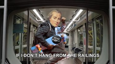immanuel kant tram trap