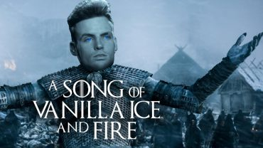 vanilla ice and fire mashup