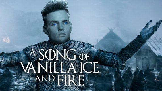 vanilla ice and fire mashup
