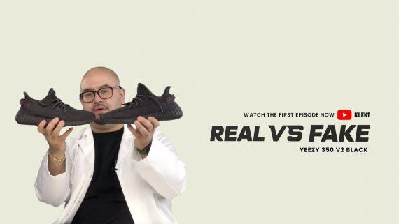 real vs fake yeezy