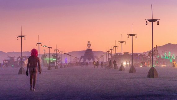 Burning Man 2019 Art Tour