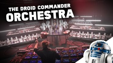 lego star wars orchester