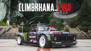 Ken Blocks Climbkhana Two