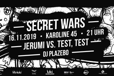 secret wars hamburg 35