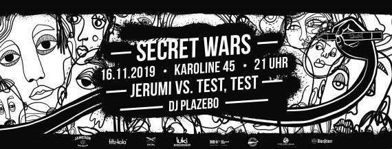 secret wars hamburg 35