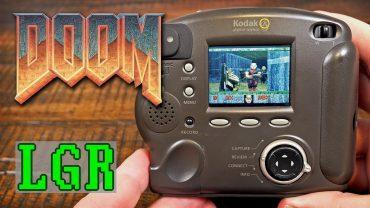 Doom auf Digitalkamera von 1988 spielen