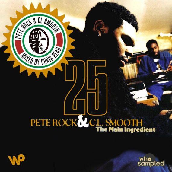 Pete Rock Cl Smooth Main Ingredient Mixtape