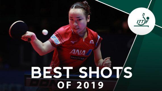 Best Of Ballwechsel Tischtennis 2019