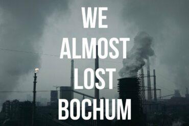 RAG Doku – we almost lost Bochum