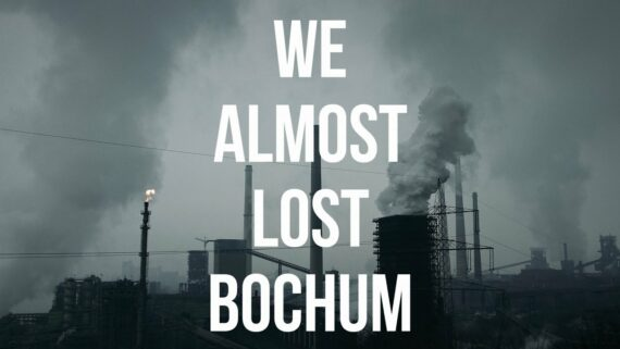 RAG Doku – we almost lost Bochum